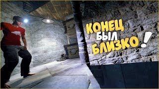 Rust: Сдались в самом конце. Безумные шахтеры. Длинное видео. Часть 2 | DaiS / ДайС