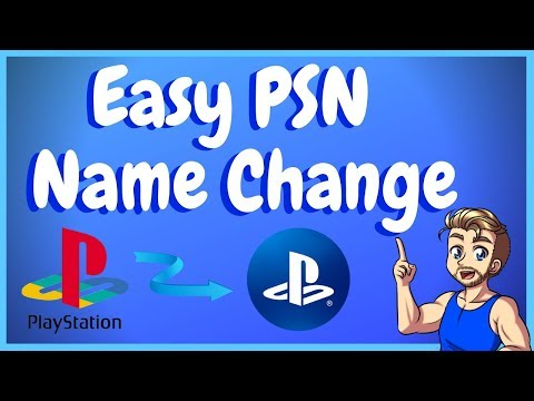 How To Change Your Online ID On PS4 For Free