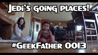 A Journey Across the Floor (#GeekFather 0013)