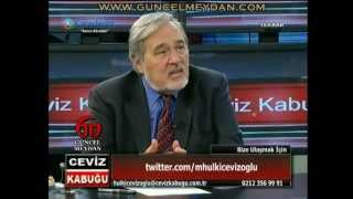 Ceviz Kabuğu - 30 Kasım 2012 / Prof. Dr. İlber ORTAYLI