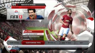 FIFA 13 Patch 2015