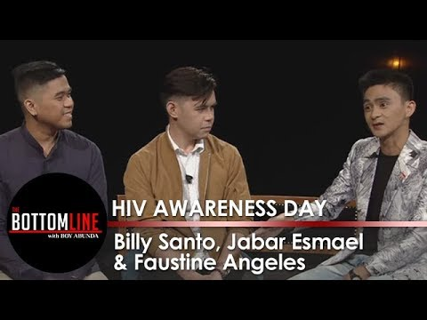 The Bottomline: Important lessons they learned from experiences as an HIV positive