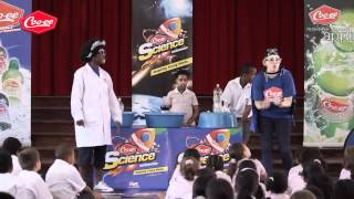 Coo-ee Science Roadshow (Glenashley Preparatory School)