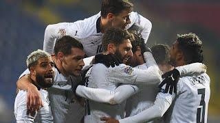 Highlights: Bosnia Erzegovina-Italia 0-2(18 novembre 2020)