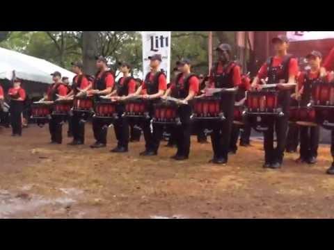 Rutgers University Marching Scarlet Knights Drumline