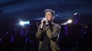 Tom Chaplin - Quicksand @ Night of the Proms Rotterdam 19/11/2016