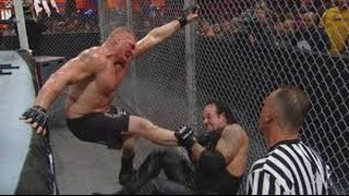 The Undertaker vs Brock Lesnar Hell in a Cell FULL Match 2015