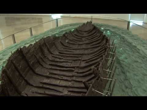 The Land of the Bible: Ancient Galilee Boat