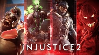 Injustice 2 - It's Good To Be Bad Official Trailer