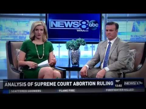 U.S. Supreme Court ruling on abortion | Attorney Byron Henry explains live on TV