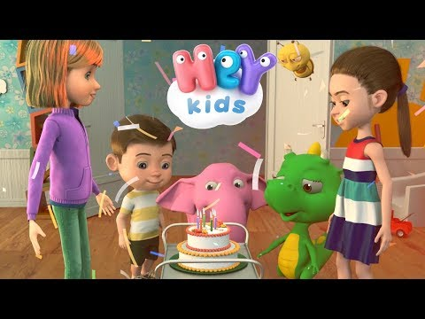Sto Lat, Sto Lat !  Piosenki Dla Dzieci .tv