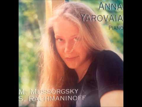 ANNA YAROVAYA PLAY RACHMANINOFF, OP. 16. Nº 4
