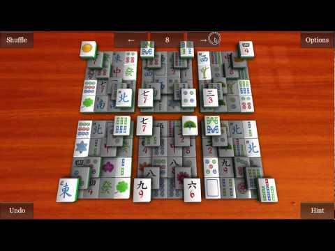 Anhui Mahjong Solitaire Shangai Saga 安徽麻将