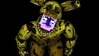 I SHOULD NOT HAVE BETRAYED DAVETRAP..    DayShift at Freddy's 3 Neutral Ending