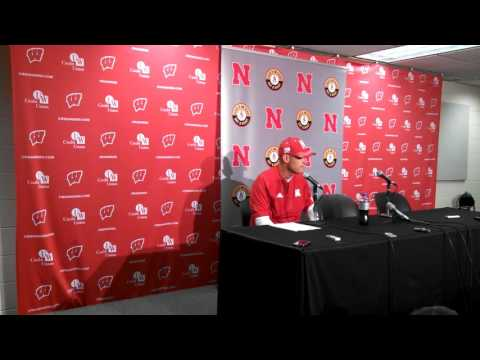 Mike Riley postgame