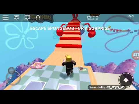 Minecraft - SECRET SPONGEBOB ESCAPE CHALLENGE! (Krusty Krab