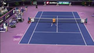 Top Spin 3 - Boris Becker vs. Andy Roddick