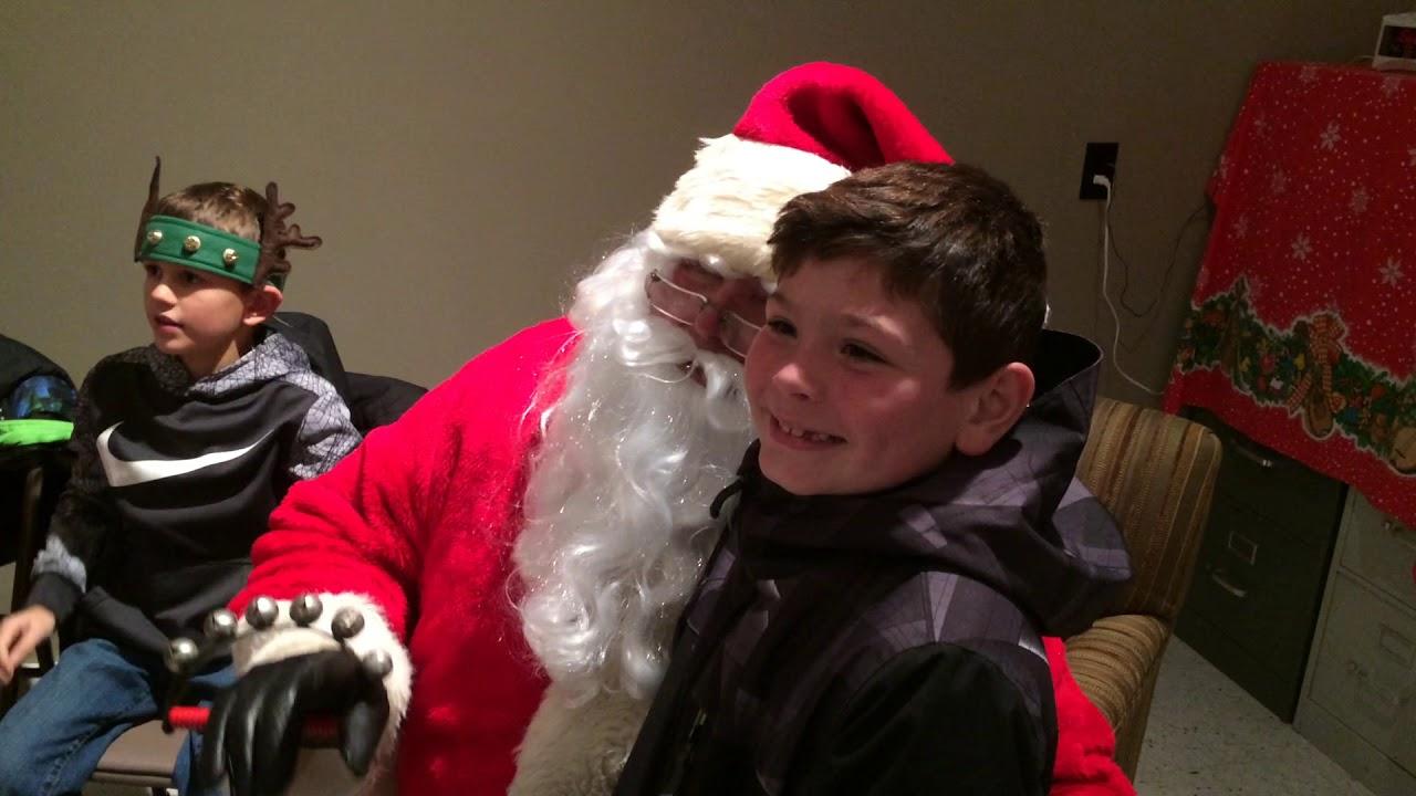 Santa visits Remsen Heritage Museum as part of town celebration