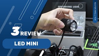 Đèn Led Mini Bi Cầu - Giá Siêu Rẻ 350k