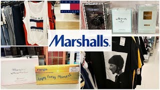 MARSHALLS Name brand clothing perfume shoe DEALS * SHOP WITH ME 2019