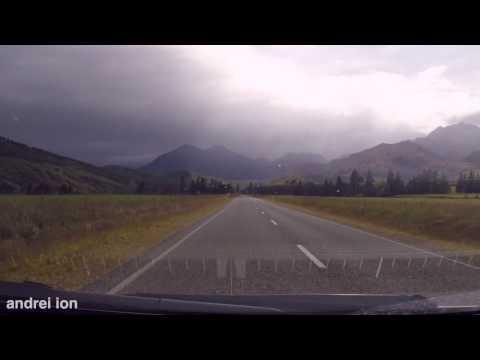 New Zealand's South Island - Southern Scenic Route - Dunedin to Te Anau