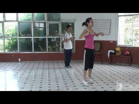 aerobic bài Bé khỏe bé ngoan