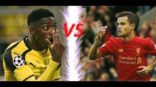 Coutinho vs Dembele ● Who's better?
