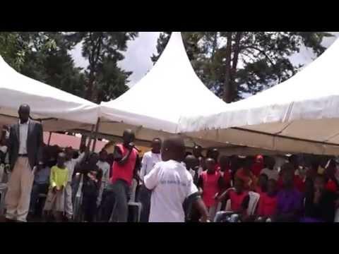 INTERNATIONAL DAY FOR STREET CHILDREN KIBERA 2014