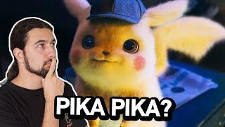 POKÉMON Detetive Pikachu - Vai ser bom?