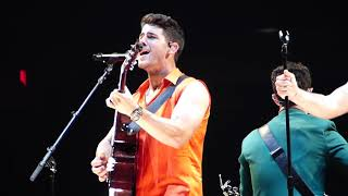 Hesitate - Jonas Brothers - 2019 Happiness Begins Concert Tour - TD Garden - Boston, MA [8/17/2019]