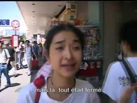 La Chine du SRAS (2003)