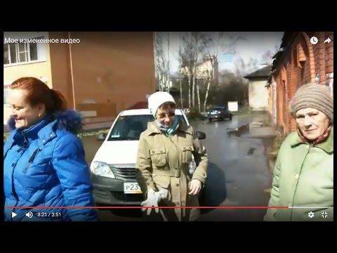 Жилкомсервис субботник Долгопрудный 12 апреля 2017г