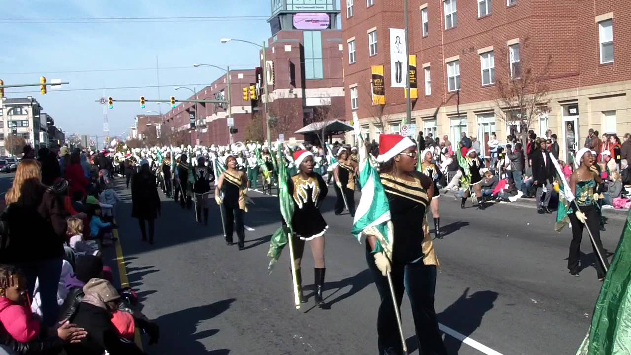 richmond christmas parade 2011 826 youtube