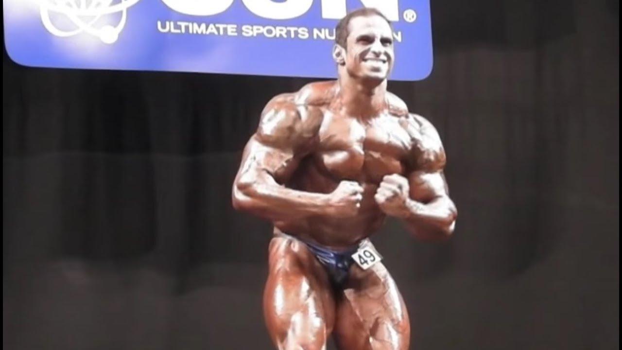 Samuel vieira jr bodybuilder