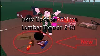 New Update Lumber Tycoon 2!New Items!!! September 2018 - ROBLOX