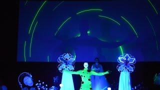 Светодиодное шоу(13 Концерт ГПА к 8 марта на даче президента., 2016-03-04T16:37:07.000Z)