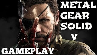 Metal Gear Solid V Phantom Pain PC Gameplay GTX 970 (Ultra Setting)