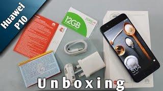 Huawei P10 Unboxing Blue [Urdu/Hindi]
