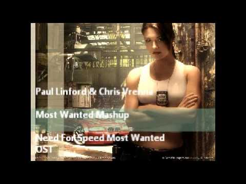 NFS Most Wanted Soundtrack : Most Wanted Mashup