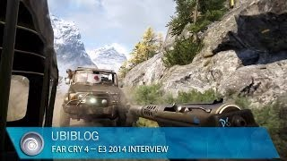 Far Cry 4 -- E3 2014 UbiBlog Interview [North America]