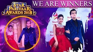 Kaira To Steal Every Awards | Shivangi Joshi & Mohsin Khan Excited For Star Parivaar Awards 2018