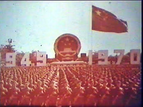 国庆阅兵 China National Day Parade 1970