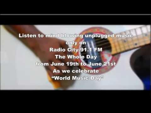 Radio City's World Music Day  Celebration | RadioCity 91.1 FM