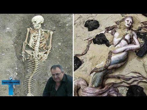 Top 10 Most Strange & Scary Things Found Buried Underground
