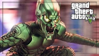 Green Goblin | Gta 5 Mod Showcase