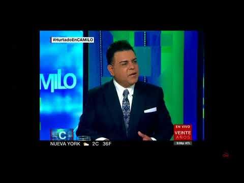 Andres Hurtado en CNN (Entrevista Completa)
