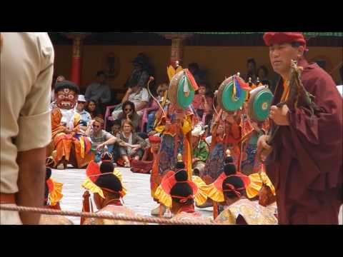 DAY 1, 2, 3 - Phuktal Monestary trek Jai & Roopali Gosar