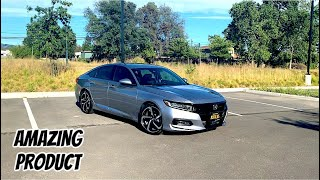 BEST PROTECTION for ALL vehicles 2018-2021 Honda Accord Acura TLX saves time & money