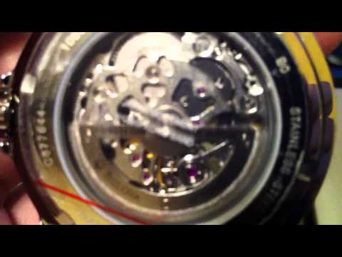 Bulova automatic 21 jewels self winding watch