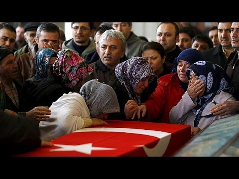 Stimmung der Angst nach Anschlag von Ankara